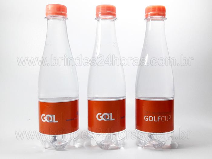 e167218bc Garrafa de Água personalizada de acordo com o evento. Especificações  Água   330 Ml